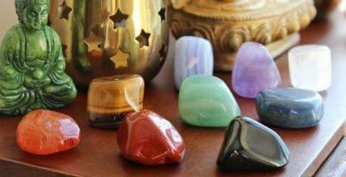 el poder de las piedras curativas