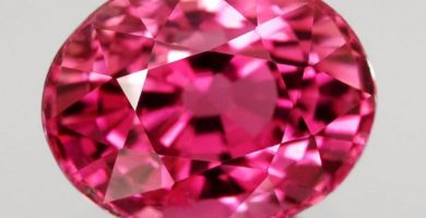 turmalina rosa, rubelita o turmalina roja