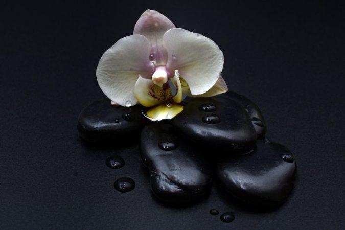 piedra onix negro