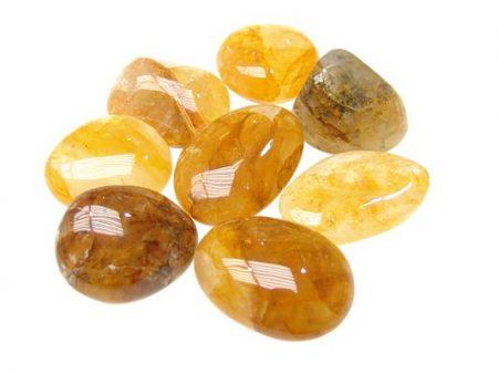 piedras amarillas