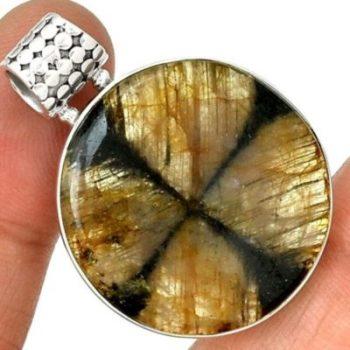 mineral andalucita