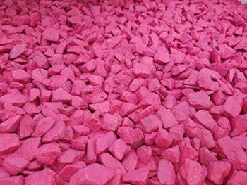 piedras rosas