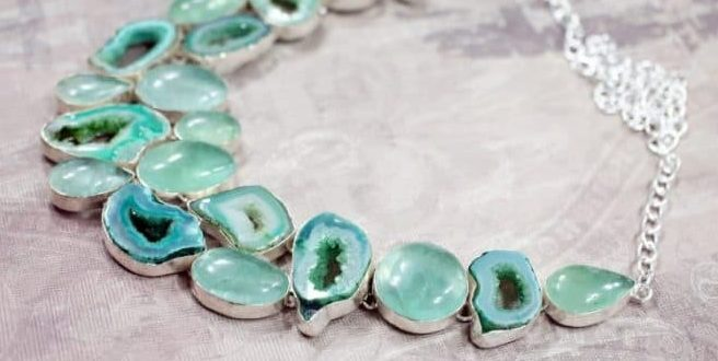 joyas de minerales energeticos