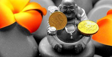 decoración budista