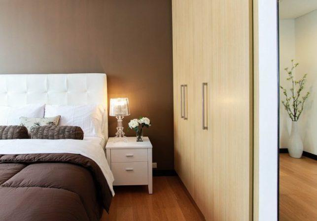 dormitorio decoración zen