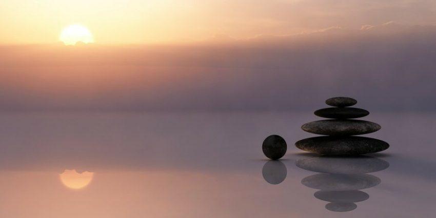 piedras energeticas meditación