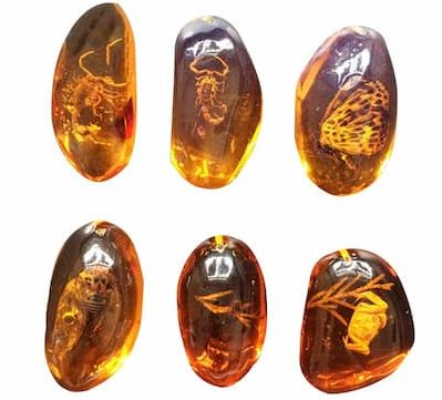 piedras ambar