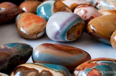 piedras jaspes